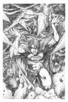 Last Son of Krypton returns by werder