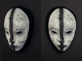 New mask - 'Cut through' by torvenius