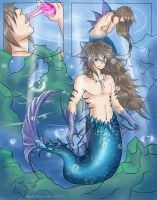 Gian - Mermaid Festival by Angel-Shinigami