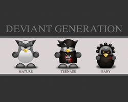 Deviant Generation by b--art