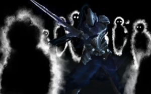 Artorias Last Stand by tosthage