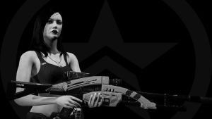 Heather Shepard - Renegade Infiltrator by heather-shepard