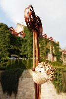 Mr. Little Hedgehog in R.burg by Ichiyo