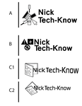 Nick Tech-Know Logo v2: Choices by HomicidusInfirmorum