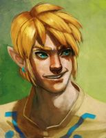 Bird Boy Link - SS by Mudora