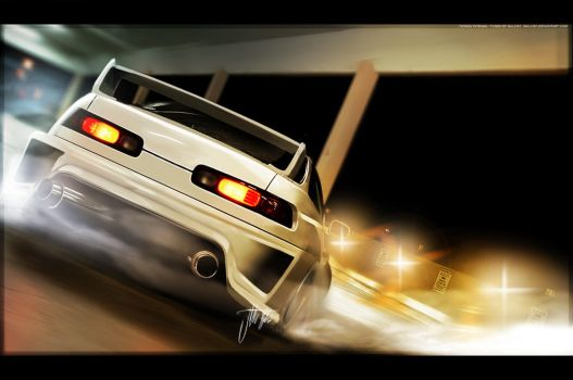 Honda Integra by Balu32