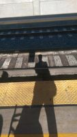 Train Station Shadow by Fiction-Art-Author