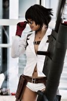 Lady from Devil May Cry 4 by darkccute