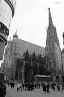 stephansdom by NIC0RE