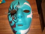 Hollywood Undead Mask: J3T by saykredken