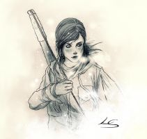 Ellie - Winter by Glowsydoodles