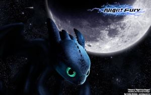 Night Fury by linkx-wemic