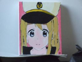 Mugi paint by Hey-its-that-art-guy