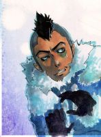 Avatar - Sokka by XMenouX
