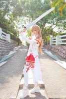 Sword Art Online - Asuna by JJeris