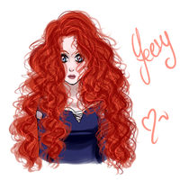 .:Merida:. by Yeesy