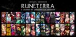 Runeterra -Previews- by Lina17Inverse