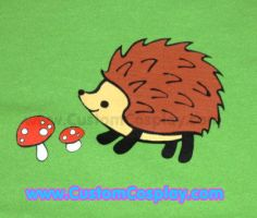 Hedgehog graphic by The-Cute-Storm