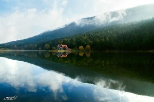 Lake by alihasim