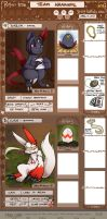 PMD-E -- Team Hangnail by RedRabbu
