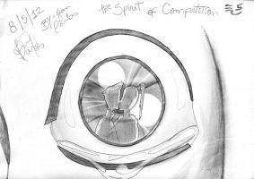 Korra project SPIRIT OF COMPETITION by cinemaniacojean