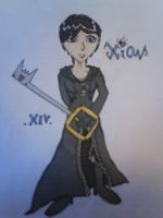 Xion - Number XIV by delightfuliza