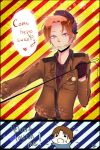 [APH] Don't touch me! by GiEngland
