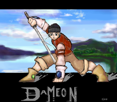 Dameon by Moonseed