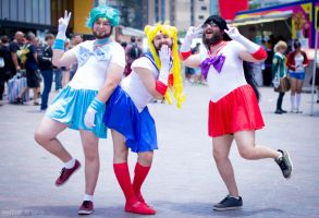 Sailor beards by BeyondKryptic