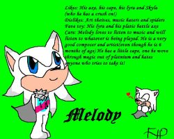 Melody-My adopted God by Fantailed-Hedgehog