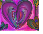 Mel s Heart by Tigles1Artistry