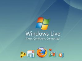 Windows Live Pack For XP by m4s73r