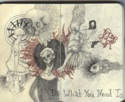 Do What you Need to by manfishinc