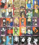 Women of The Avengers - Part 2 by Marker-Mistress