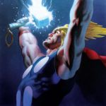 Thor by Andrew-Robinson