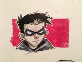 Dick....Grayson. tehe by JeffMyles