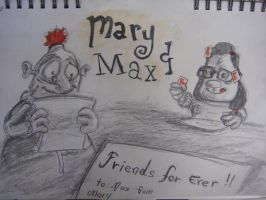Mary and Max by swalley