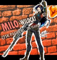 25K Thank you by Milo-Wildcat
