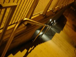 Down Stairs by avireX