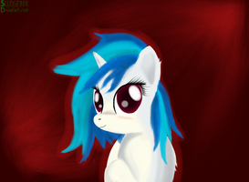 Vinyl Scratch by Sludge888