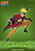 Naruto-Sage Mode- by alxnarutoall
