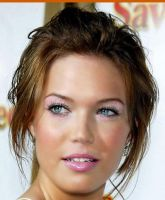 mandy moore makeover by HackerD