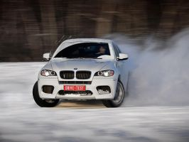 BMW X6 M - No. 1 by Bambr