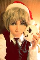 Merry Christmas - APH by LucilleSmiles