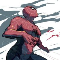 Spiderman by yamaishi