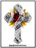 .:celtic cross:. by shepush