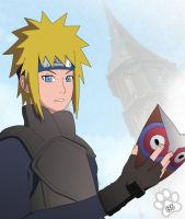 Minato - The Lost Tower by BleachShippuden
