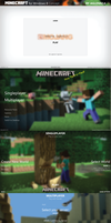 Minecraft for Windows 8 Concept by aglenn14