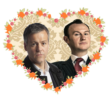 Beloved Mystrade II by thescudders