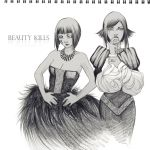 Beauty kills by sionra